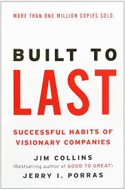 books recommended by ceos that will help you succeed at work built to last successful habits of visionary companies by jim collins and jerry porras jeff bezos amazon