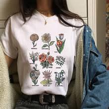Женская Винтажная <b>футболка с круглым</b> вырезом, летняя ...