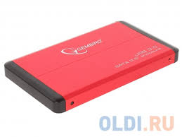 <b>Внешний</b> бокс HDD/SSD 2.5 <b>Gembird EE2</b>-<b>U3S</b>-<b>2</b>-<b>R</b> — купить по ...
