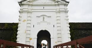 Fortaleza de São José é o lugar preferido dos internautas em Macapá