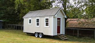 New House Plans For Charity   Tiny Home Builderssimple living tiny house exterior