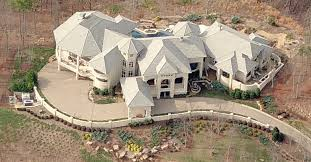 indoor pool   Homes of the RichThis mega mansion is located on Balata Drive in Ooltewah  TN  You can see how large it is when comparing it to the surrounding homes