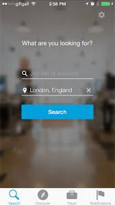 how to get the most out of linkedin s job search app tapsmart getting started linkedin job search