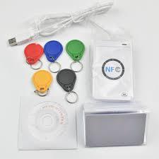 [BIG SALE] Original USB ACR122U NFC RFID Smart Card Reader ...