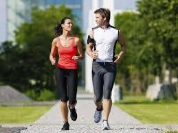 Trotar para adelgazar y bajar de peso