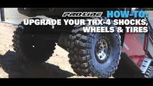 Pro-Line HOW-TO: Upgrade Your TRX-4 - YouTube