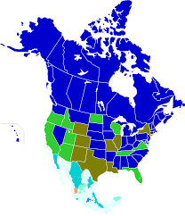 Ages of consent in North America   Wikipedia Wikipedia Age of consent laws in Canada  the U S   and Mexico