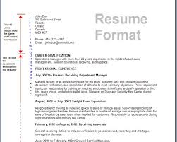 best technical resume format cipanewsletter best technical resume format over 10000 cv and resume
