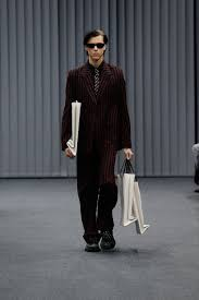 why we want to go back to work in balenciaga why we want to go back to work balenciaga paris fashion week gq south africa