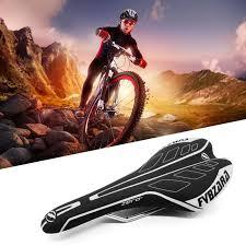 Bike Saddle <b>Shock Absorbing Hollow</b> Bicycle Seat MTB Gel Cycling ...