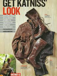 people s magazine get katniss look the o jays magazines and hunting outfits