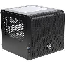<b>Корпус Thermaltake Core</b> V1 Black без БП с окном — купить, цена ...