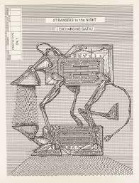 data visual editorial essay artlink magazine diana mantzaris print exchanging data 1991