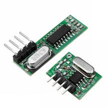 <b>WL102 433MHz Wireless</b> Remote Control Transmitter Module+ ...