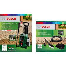 <b>Мойка высокого давления Bosch</b> UniversalAquatak 130 Kit 1, 130 ...