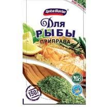 <b>Приправа Spice master для</b> рыбы 150 г купить с доставкой по ...