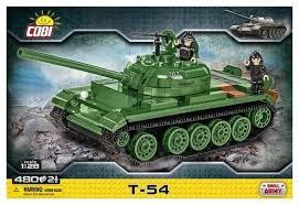 Купить <b>Конструктор Cobi Small Army</b> 2613 Танк T-54 в интернет ...