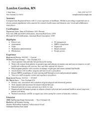 nurse resume reg nurse resume a sample  seangarrette coregistered nurse healthcare resume example standard  x    nurse resume