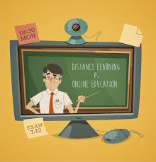 a virtual reality fear not distance learning