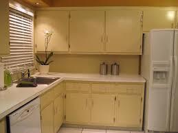 cheap kitchen cupboard:  incredible cheap kitchen cupboards for minimalist kitchen with yellow color cabinets cheap kitchen
