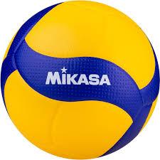 <b>Волейбольный мяч Mikasa V200W</b> №5 blue/yellow - отзывы ...