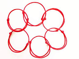 Lot - 10 Kabbalah Red <b>String</b> Bracelets Evil <b>Eye Jewelry</b> Kabala ...