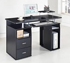 work desks home office. image is loading blackcomputerdeskhomeofficetablepcfurniture work desks home office