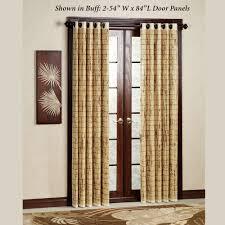 patio door shades solution bamboo doors