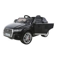<b>Детский электромобиль Harley bella</b> Черная <b>Audi</b> Q7 (HL159BL ...