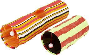 <b>Pet</b> Magasin <b>Collapsible Cat Tunnel Toys</b>, 2-pack - Chewy.com