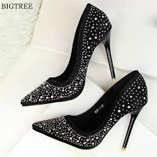 <b>2019</b> Fashion Women Pumps <b>New</b> Women High Heels Women ...
