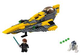 <b>LEGO Star Wars</b>: Anakin's Jedi Starfighter (<b>75214</b>) | Toy | at Mighty ...