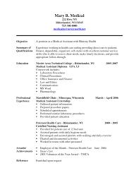 certified medical assistant resume sample experience resumes certified medical assistant resume sample regard to certified medical assistant resume sample
