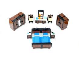 Lego Furniture Lego Ideas Minifig Furniture Bedroom