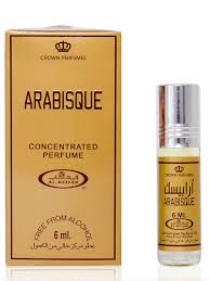Арабские масляные духи Арабеска (Arabisque), 6 мл Al Rehab ...