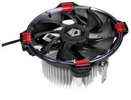 <b>Кулер</b> для процессора <b>ID</b>-<b>COOLING DK</b>-<b>03 Halo</b> AMD Red ...