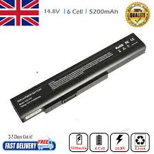 <b>5200mAh Laptop Battery</b> For Ausu <b>A32</b>-<b>A15</b> A42-H36 MEDION ...