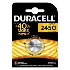 <b>Батарейка CR2450 Duracell</b>, 1 шт, блистер - Интернет-магазин ...