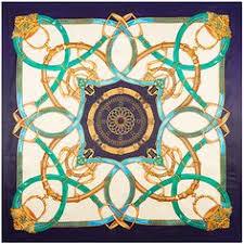 New Twill Silk <b>Women</b> Scarf 130*130 cm Euro Design <b>Letter</b> ...