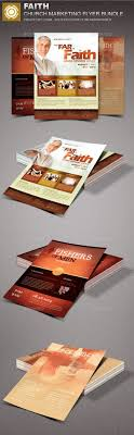 17 best images about church marketing flyer templates faith church marketing flyer bundle