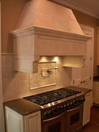 Kitchen Wall Covering Kitchen Kitchen Exhaust Hood With Wall Mounted Range Hood Also