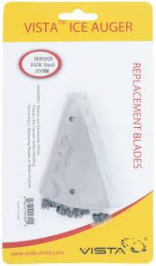 "<b>Ножи для ледобура</b> ""<b>Vista</b>"", диаметр 20 см, 2 шт — купить в ..."