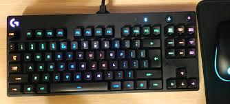 Обзор от покупателя на <b>Клавиатура Logitech G</b> PRO Mechanical ...