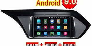 ROADYAKO 7Inch Android 9.0 Car Video for Benz E ... - Amazon.com