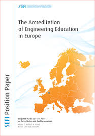 be position paper on the accreditation of ee cover pp accreditation