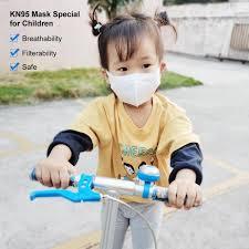 <b>10 PCS</b> CE Certified Kids <b>KN95 N95</b> Breathable <b>Respirator</b> ...