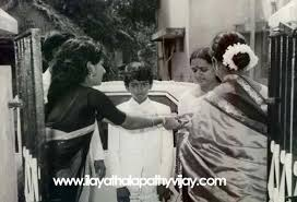 vijay childhood images