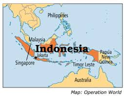 Image result for indonesia map