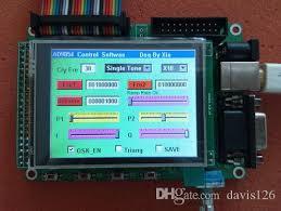 <b>Free shipping</b> 1x <b>AD9854</b> DDS Signal Generator module With TFT ...