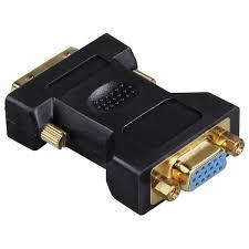 Adaptor <b>DVI</b> analog - VGA <b>HAMA 45073</b>